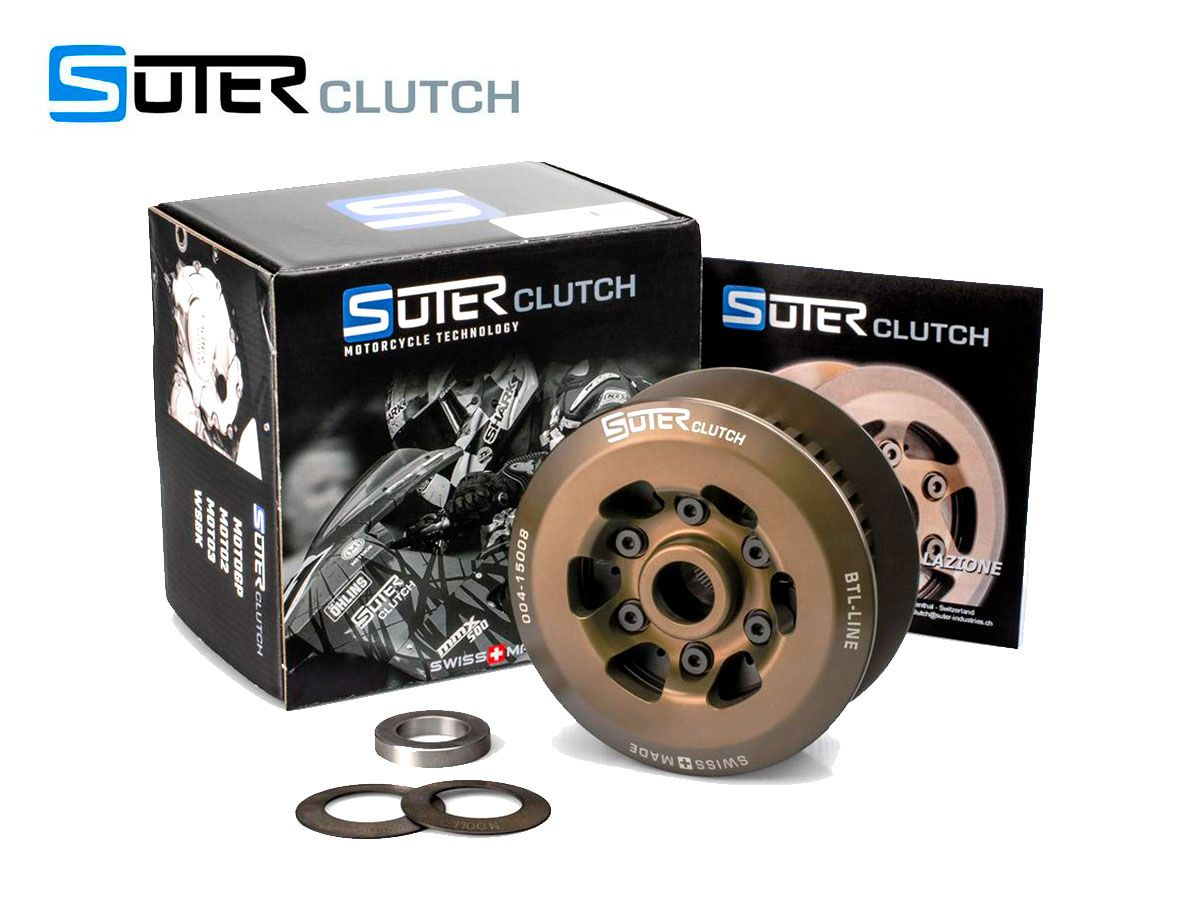 SUTER RACING SLIPPER DRY CLUTCH DUCATI 999 / S / R