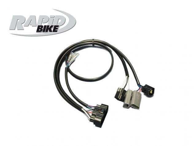 RAPID BIKE WIRING FOR EVO AND RACING CONTROL UNIT TRIUMPH TIGER 800 XC 2011-2014