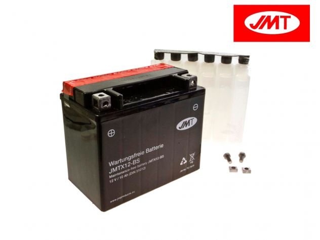 7073661 JMT GEL BATTERY YTX12-BS MODEL