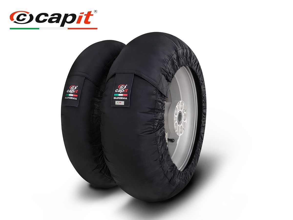 CAPIT SUPREMA SPINA BIKE PAIR TYRE WARMERS 300CC SERIES