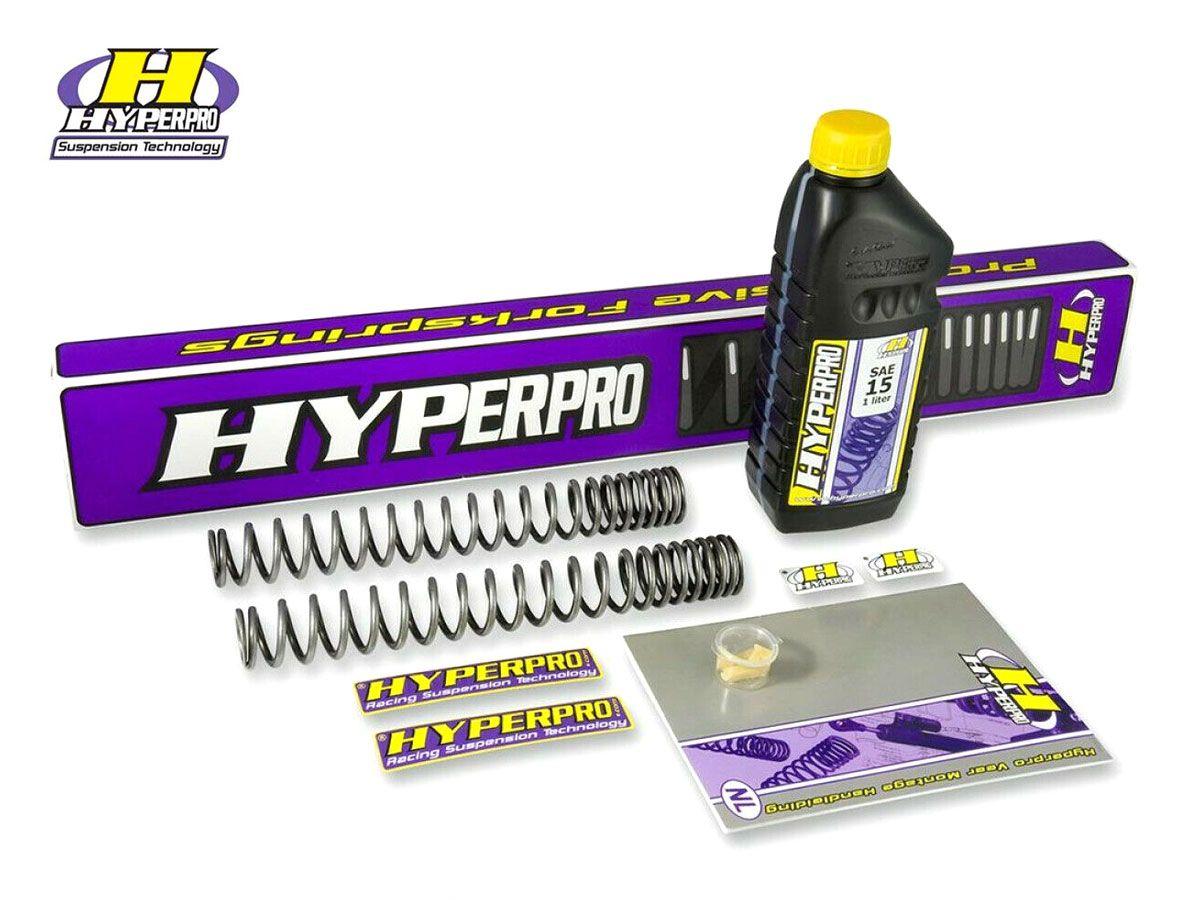 PROGRESSIVE SPRING FORK'S KIT HYPERPRO HONDA SH 125 05-12