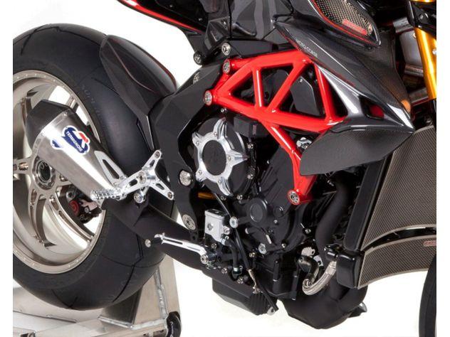 PROTEZIONE CARTER FRIZIONE MOTOCORSE MV AGUSTA STRADALE 800 2015-2016