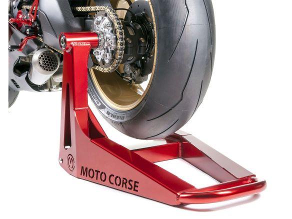 MOTOCORSE SBK ALUMINUM REAR MONO-SIDE PADDOCK STAND DUCATI MONSTER 1200 2014-2016