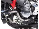 MOTOCORSE WATER RADIATOR/PUMP TITANIUM PIPE KIT MV AGUSTA BRUTALE 675 2012-2015