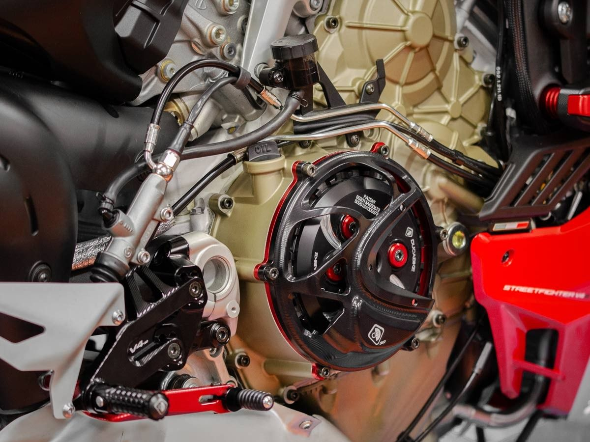DUCABIKE DRY CLUTCH TRANSFORMATION KIT DUCATIPANIGALE V4 / S