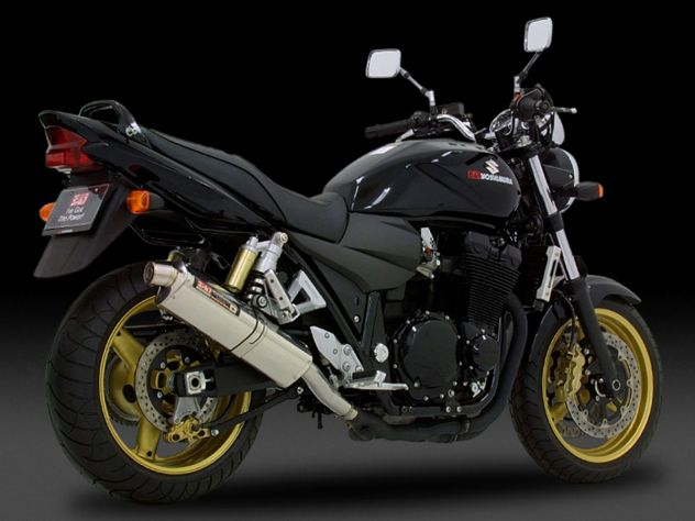 YOSHIMURA TRI-OVAL STAINLESS STEEL...