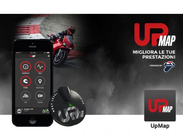UPMAP ECU CONTROL TERMIGNONI T800...