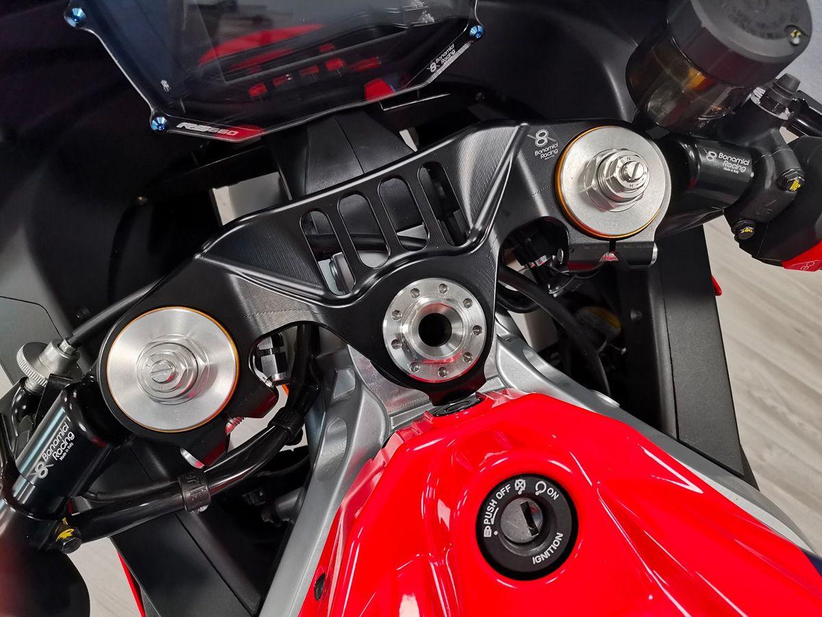 BONAMICI RACING TOP TRIPLE CLAMPS APRILIA RS 660 2020-2021