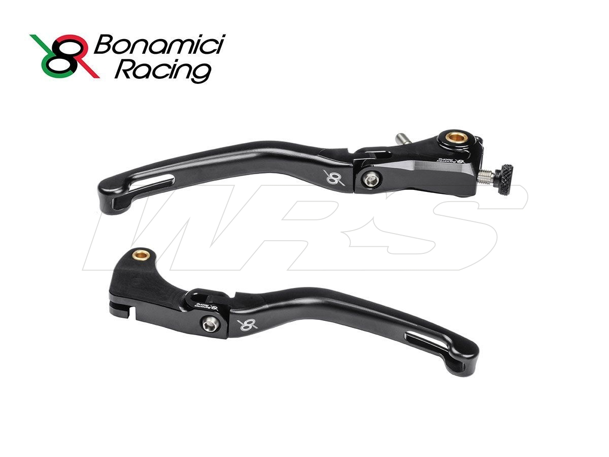BRAKE + CLUTCH LEVERS KIT BONAMICI RACING APRILIA TUONO 2017-2019