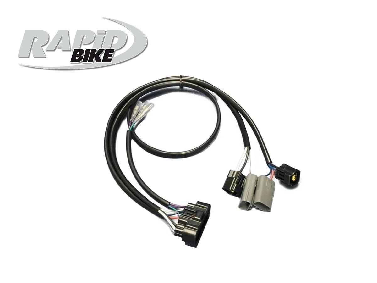 RAPID BIKE WIRING FOR EVO AND RACING CONTROL UNIT YAMAHA T-MAX 530 2012-2016
