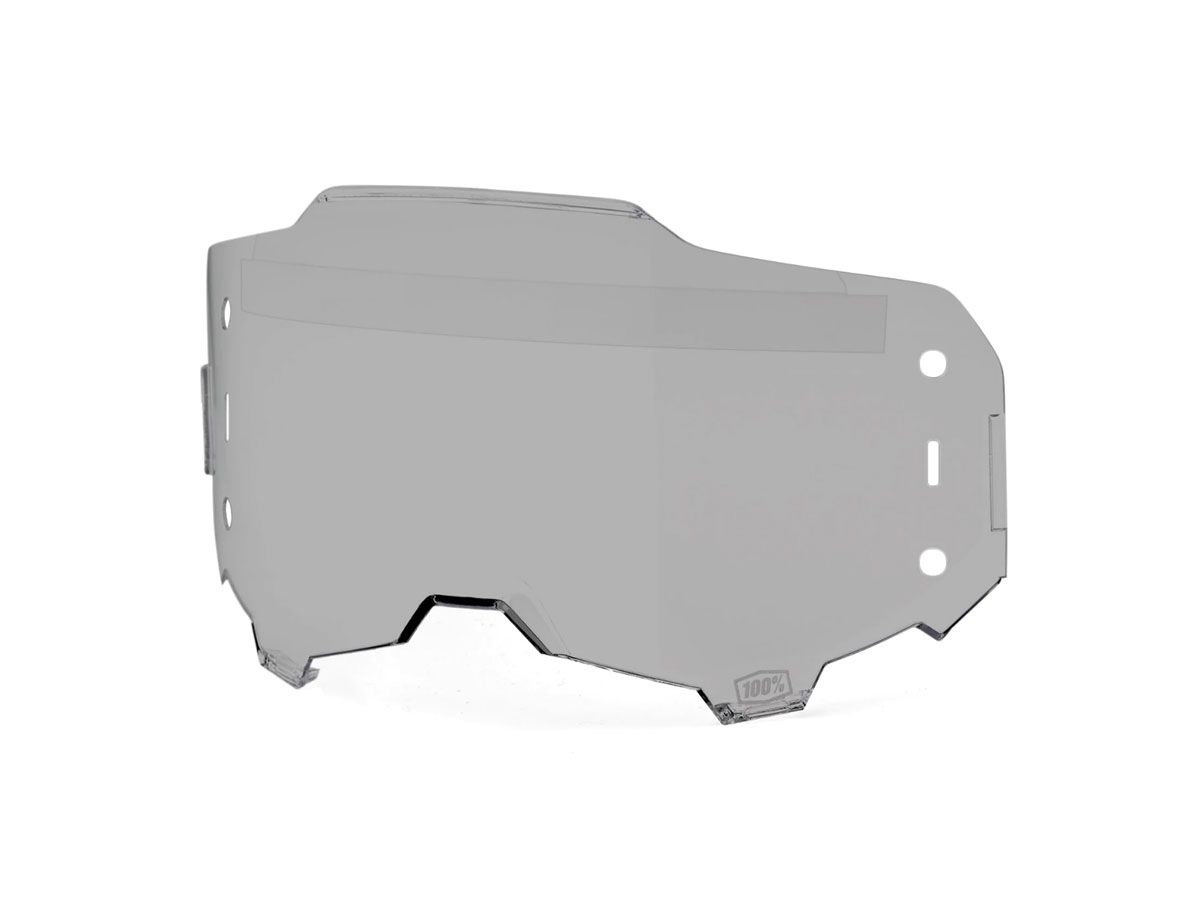 SMOKED REPLACEMENT LENS FOR 100% ARMEGA FORECAST SYSTEM