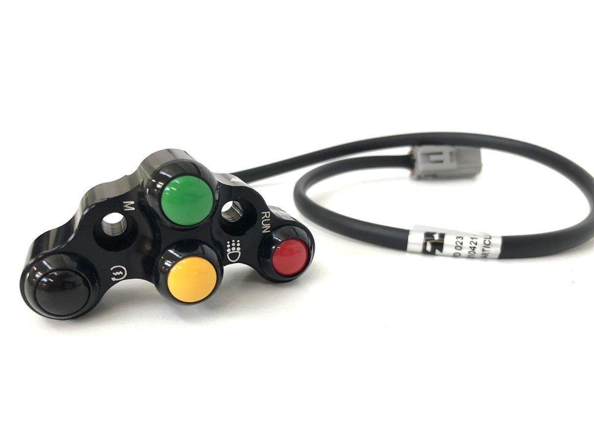 WRS RIGHT SWITCHGEAR 4 BUTTONS APRILIA RS 660 2020-2021