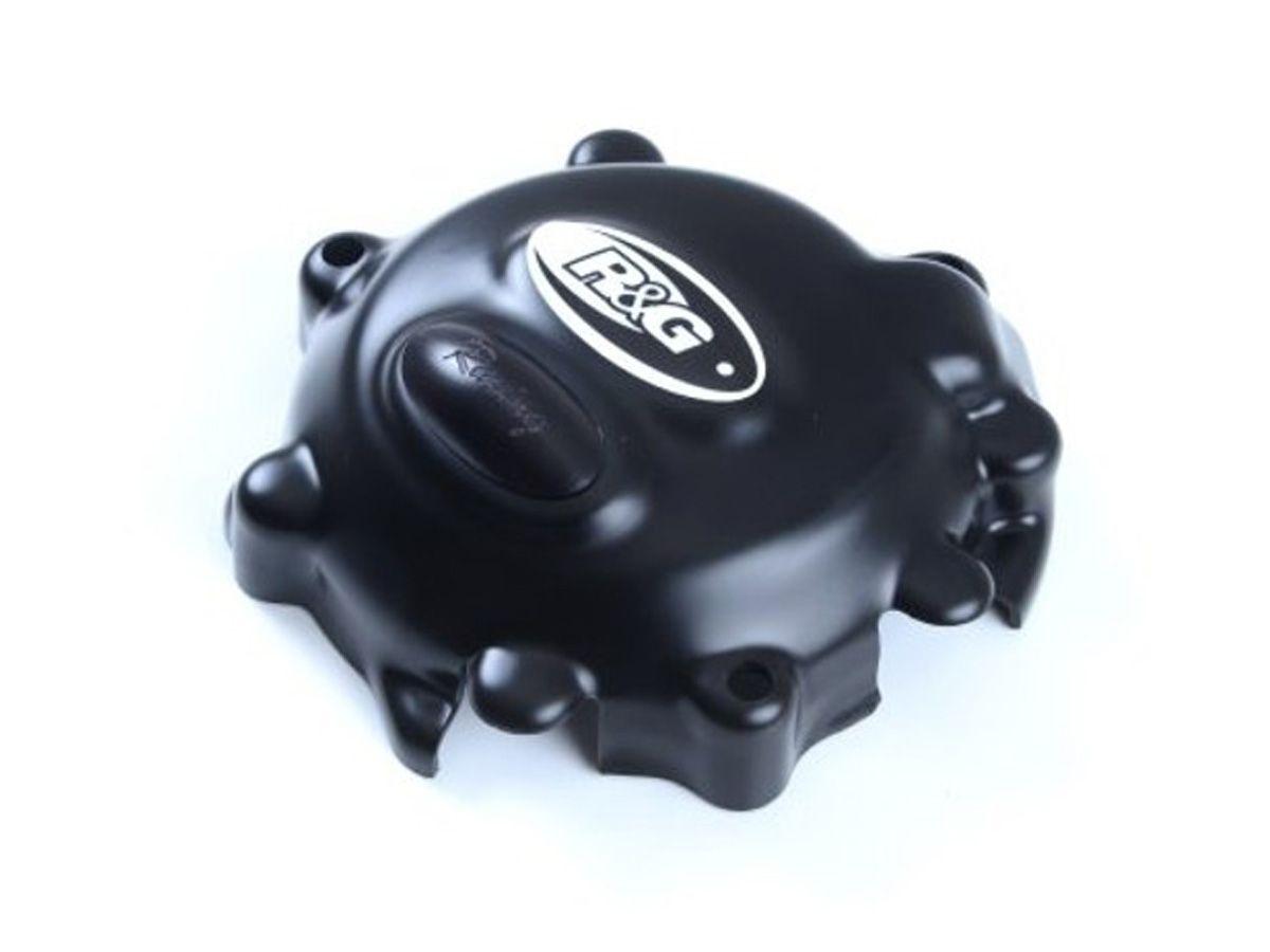 R&G BLACK ENGINE RACING GUARDS KIT 3PZ KAWASAKI ZX-10RR 2021