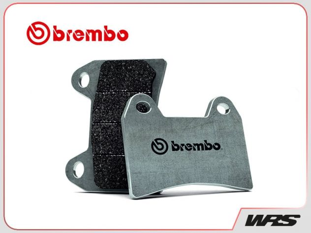 SET PASTIGLIE FRENO ANTERIORE BREMBO DUCATI SUPERSPORT 1000 DS 992 2005 IN POI