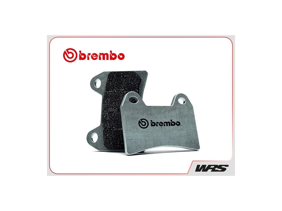 BREMBO FRONT BRAKE PADS SET HONDA CROSSRUNNER ADVENTURE 800 2015 +