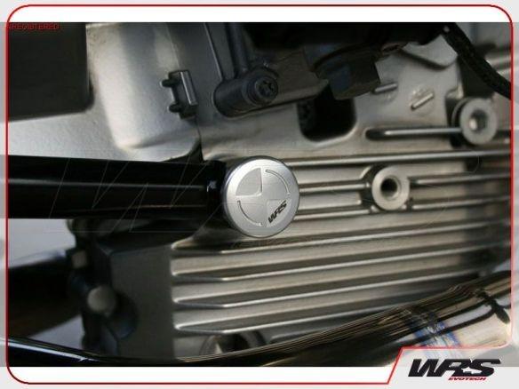 TAPPI TELAIO WRS ALLUMINIO BMW R 1200 R 2007-2010