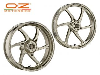FORGED ALUMINUM WHEELS RIMS GASS RS-A OZ RACING BMW S 1000 RR 2010-2017