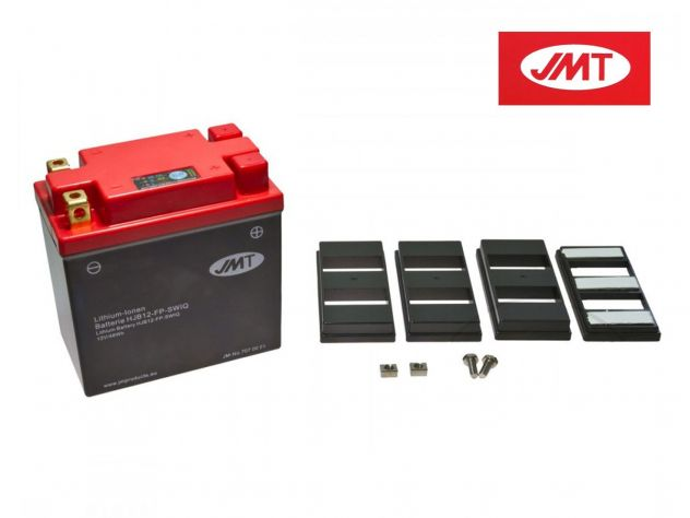 BATTERIA LITIO JMT GILERA RUNNER 125 VX 4T M46300 07