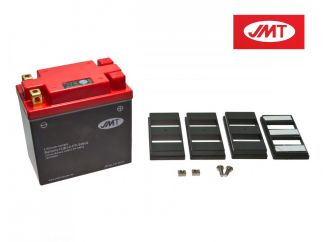 BATTERIA LITIO JMT PEUGEOT GEOPOLIS 125 I.E EVOLUTION URBAN ABS VGA N2AABA 08-12