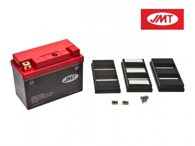 LITHIUM BATTERY JMT PIAGGIO FLY 50 2T C44700 10-12