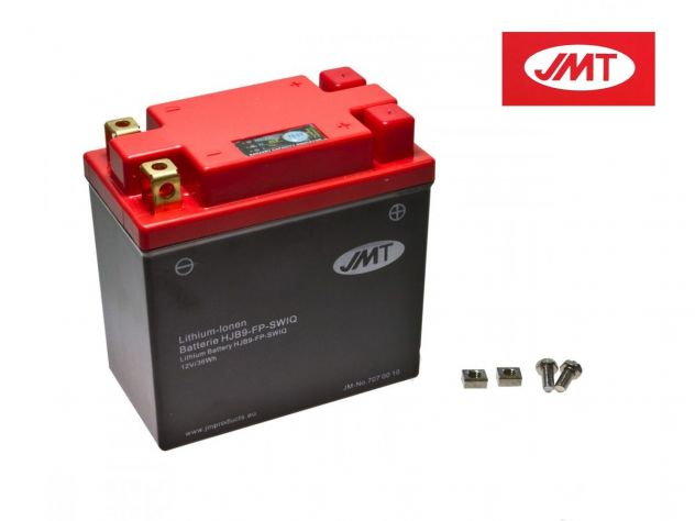 LITHIUM BATTERY JMT PIAGGIO BEVERLY 200 GT M2820 02