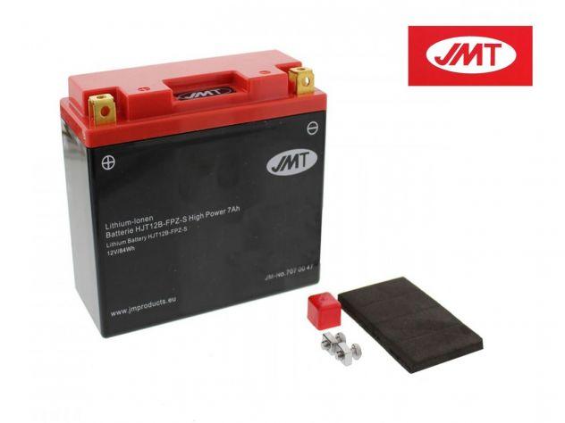 LITHIUM BATTERY JMT TRIUMPH BONNEVILLE 865 EFI T100 SMTTJ9157G 08-11
