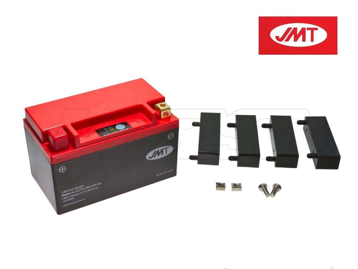 LITHIUM BATTERY JMT VESPA LX 125 I.E. 3V M68300 12-14