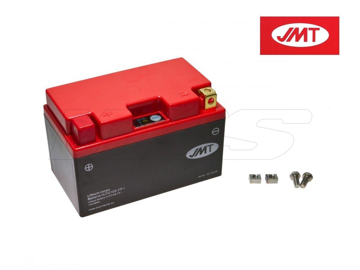 LITHIUM BATTERY JMT MV AGUSTA STRADALE 800 ABS S320BAFV 15-17