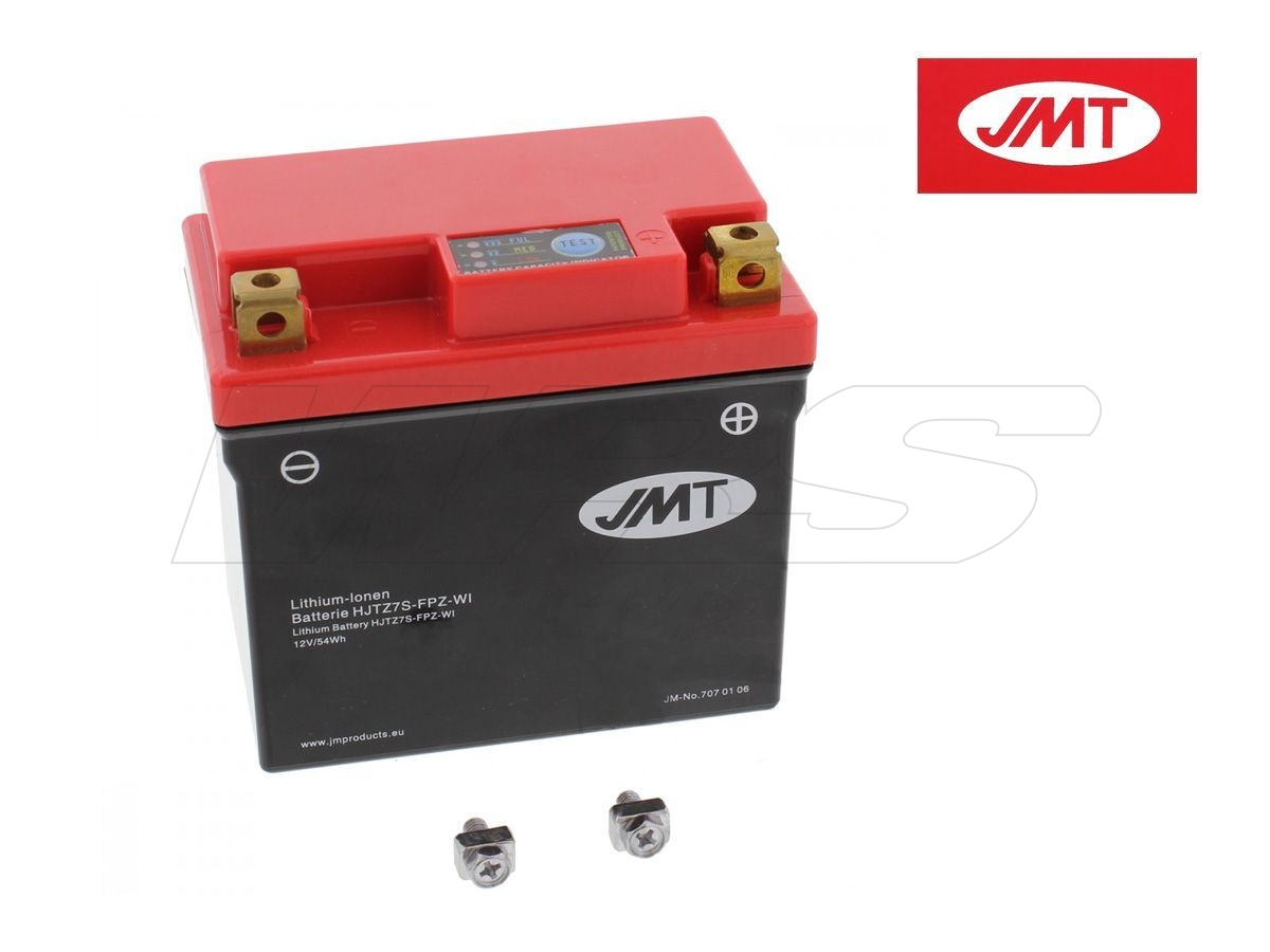 LITHIUM BATTERY JMT HONDA NSS 125 AD FORZA ABS JF69A 17