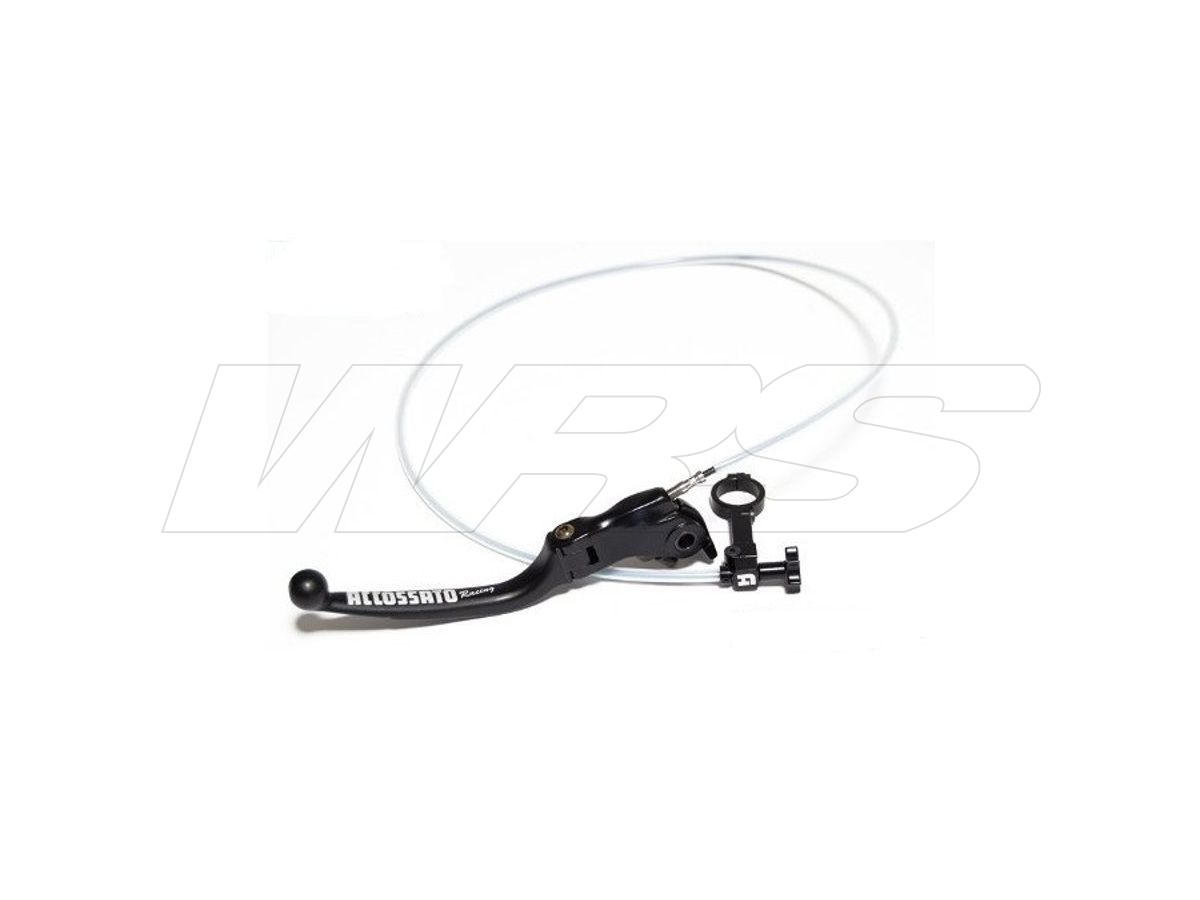 BRAKE LEVER ACCOSSATO WITH INTEGRATED REMOTE ADJUSTER APRILIA RSV 1000R 04-08