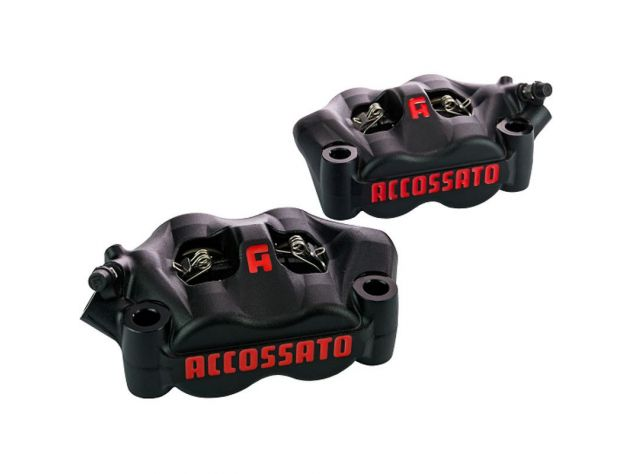 FORGED BRAKE CALIPER ACCOSSATO 100MM