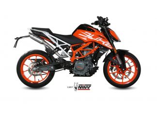 DECATALYST MIVV INOX KTM 390 DUKE 2017-2018