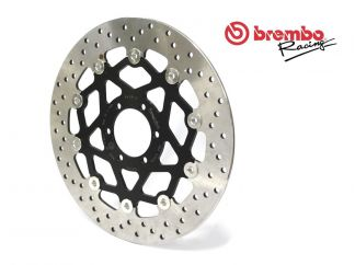 FLOATING FRONT BREMBO SERIE ORO DISC KAWASAKI 650 ER-6F left/rear 2006+