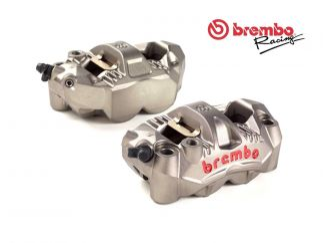 RADIAL BRAKE CALIPERS BREMBO RACING GP4-RS MONOBLOCCO 108MM