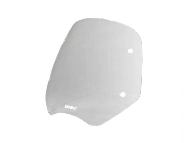 STANDARD SMOKED WINDSCREEN WRS BMW R 1200 R 2007-2013