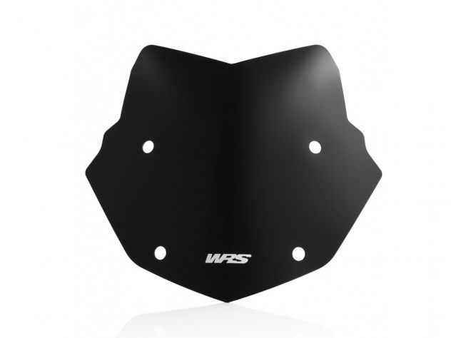 WINDSCHILD ENDURO WRS SCHWARZ MATT...