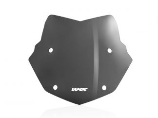 WINDSCREEN ENDURO WRS DARK...