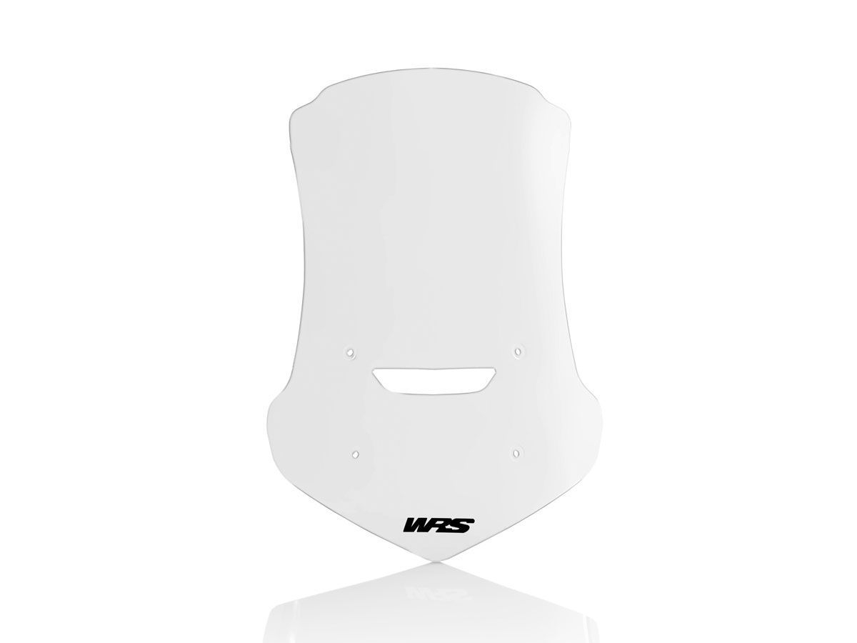 Pare-brise Touring WRS NC 750 X 2016-2018 transparent