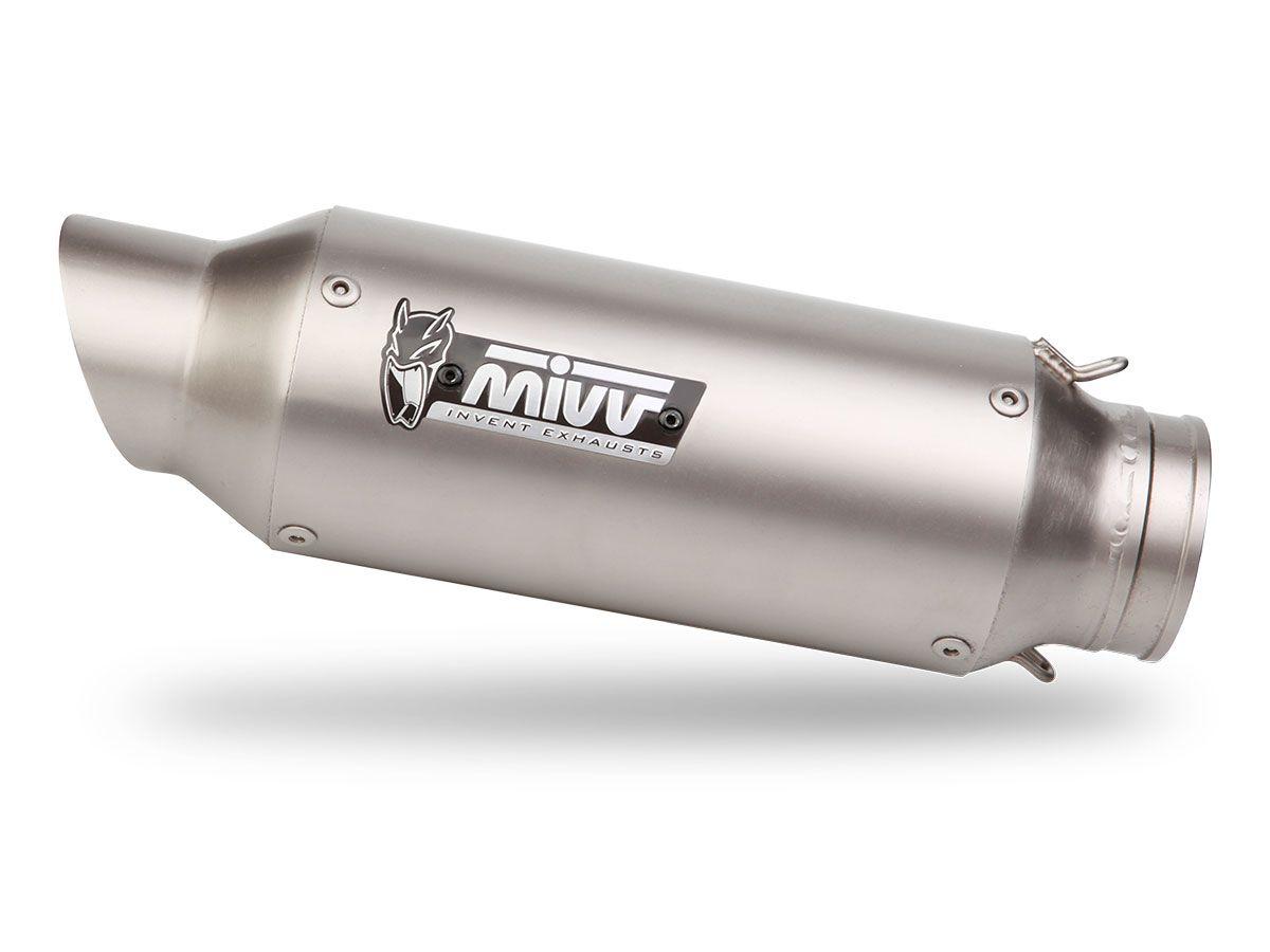 TERMINALE MIVV GP INOX KTM 125 DUKE 2017-2018