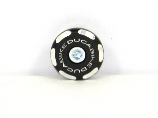 TRD02 RIGHT FRONT WHEEL CAP BICOLOR DUCABIKE DUCATI HYPERMOTARD 1100