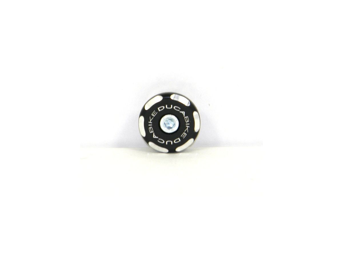 TRD02 RIGHT FRONT WHEEL CAP BICOLOR DUCABIKE DUCATI MONSTER S2R/S4R/S4RS