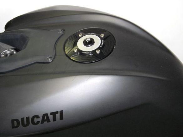 TSB04 FUEL TANK CAP DUCABIKE DUCATI STREETFIGHTER 1098