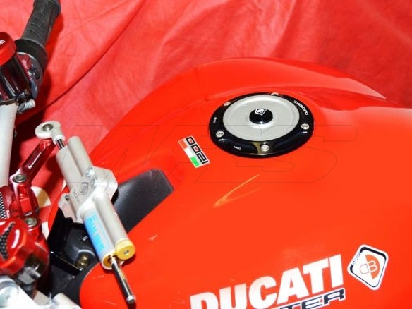 TSB06 TAPPO SERBATOIO BENZINA DUCABIKE DUCATI 748/916/996/998