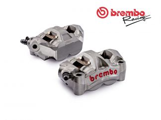 PINZE FRENO RADIALI BREMBO RACING M50 MONOBLOCCO 100MM