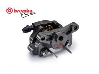 REAR BRAKE CALIPER CNC BREMBO RACING 64MM X206001