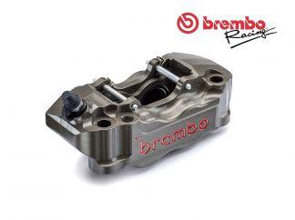 LEFT BREMBO RADIAL BRAKE CALIPER CNC P4 30/34 SUPER MOTARD 100MM