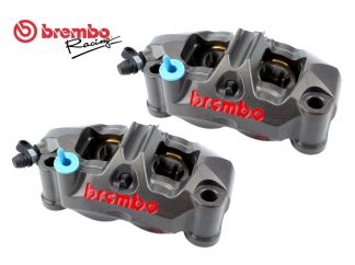 PAIR BRAKE RADIAL CALIPERS BREMBO RACING GP4-RR 108MM P4 32/36