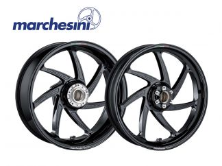 FORGED ALUMINUM RIMS MARCHESINI M7RS GENESI HONDA CBR 1000 RR/SP1 2017-18