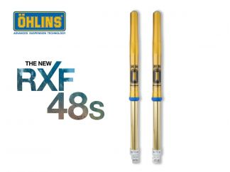 FORCELLA OHLINS RXF 48MM BETA RR 350/430/480 4T RACING 2018