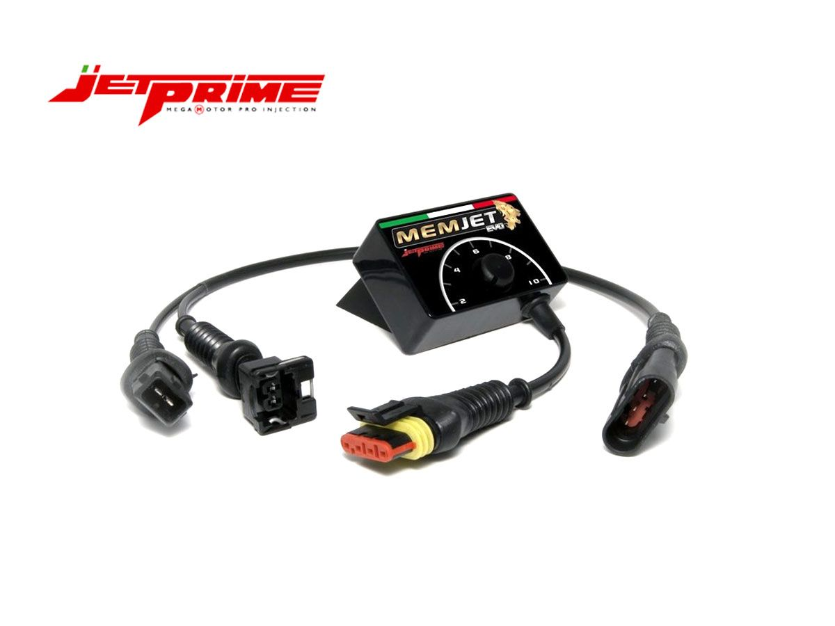 ADDITIONAL CONTROL UNIT JETPRIME MEMJET EVO HONDA SILVER WING 400 2006-2008